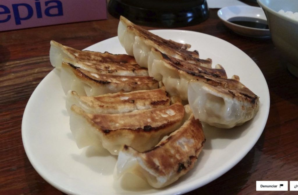 Dónde comer en Tokio: Gyozaro