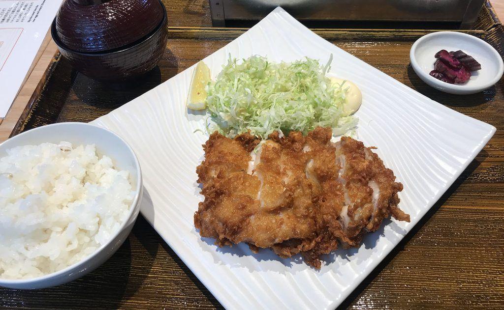 Dónde comer en Tokio: Tonkatsu
