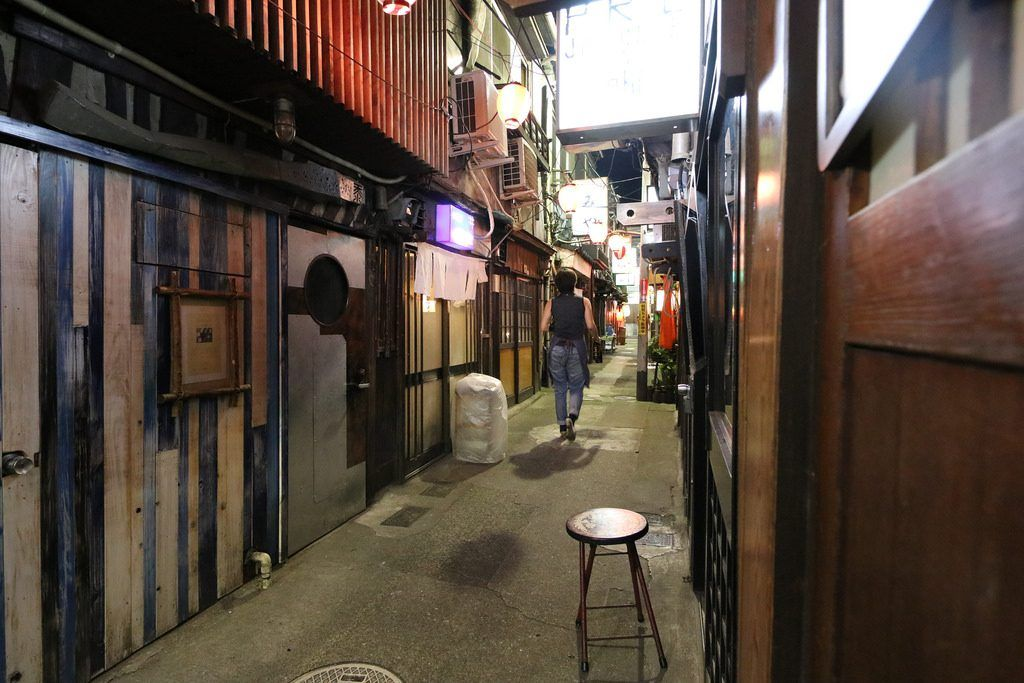 Qué ver y hacer en Shibuya: Nonbei Yokocho