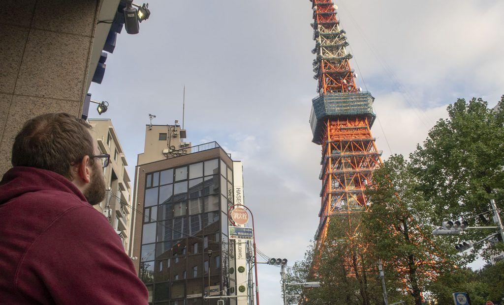 Qué ver y hacer en Roppongi: Torre de Tokio - Miradores de Tokio