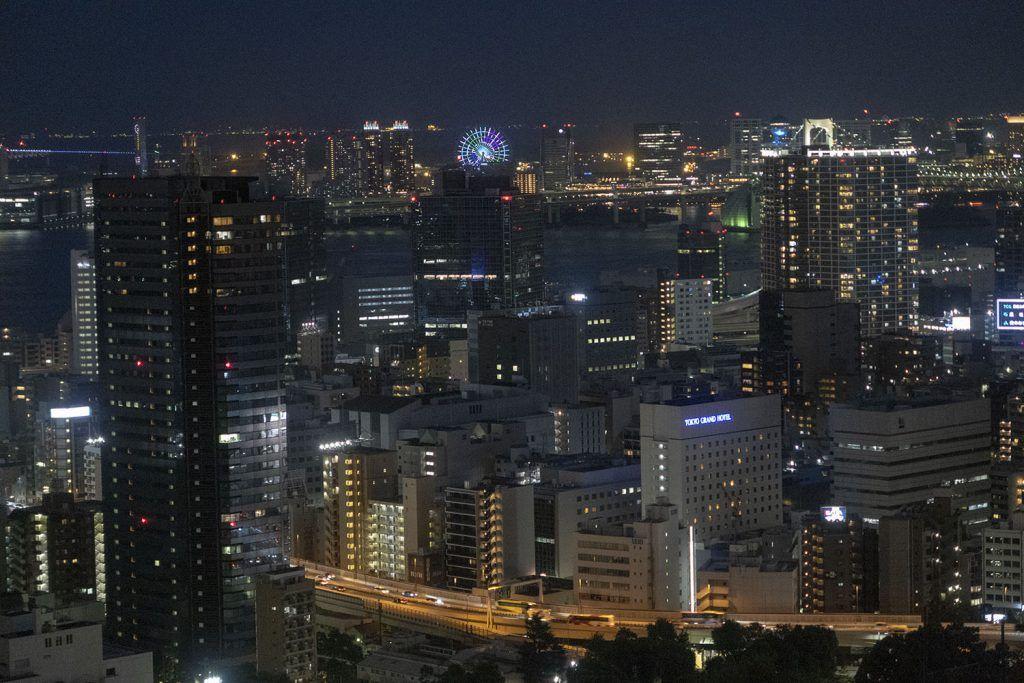 Qué ver y hacer en Roppongi: Vistas desde la Torre de Tokio