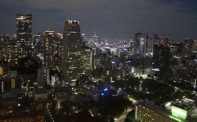 Qué ver y hacer en Roppongi: Vistas desde la Torre de Tokio - miradores de Tokio