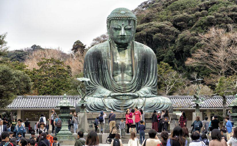 Qué ver en Kamakura: Gran Buda de Kamakura