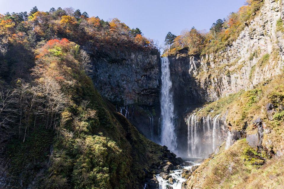 Qué ver en Nikko: Kegon Falls