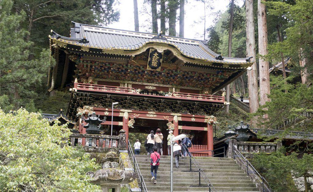 Qué ver en Nikko: Taiyuin-byo
