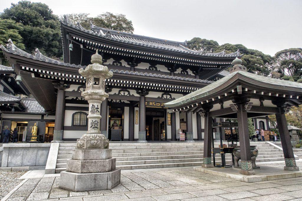 Qué ver en Kamakura: Templo Hase-Dera