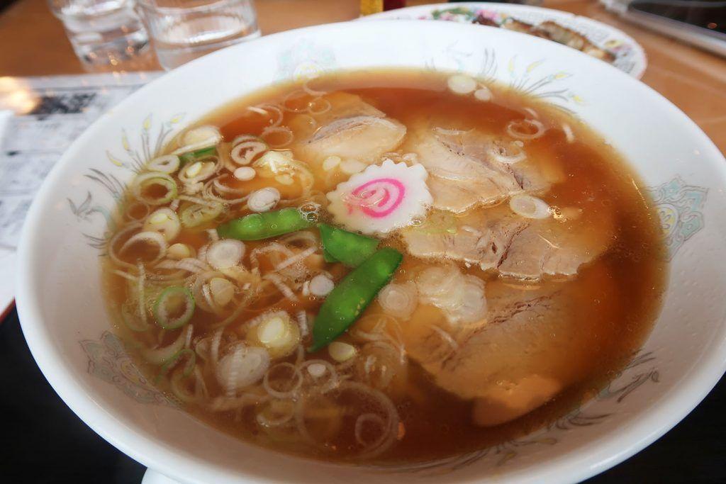 Comida en Nikko: Ramen - Dónde comer en Nikko - cuánto cuesta un viaje a Japón