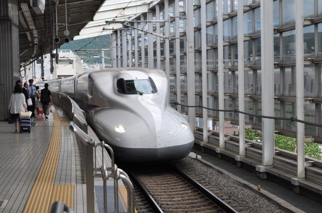 shinkansen - hyperdia - transporte en japón