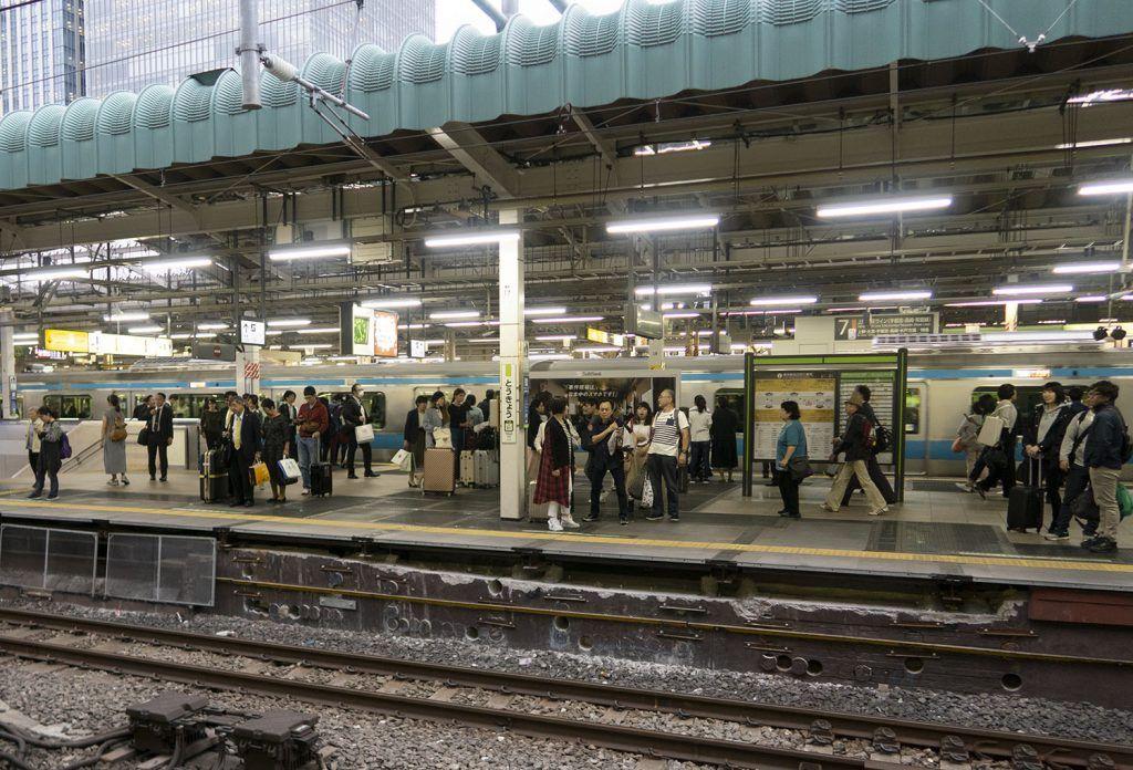 Transporte en Tokio: ¿Cómo moverse por Tokio? - Transporte en Osaka