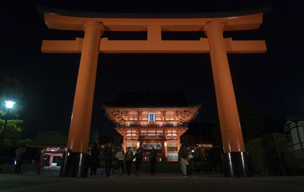 Qué ver en Kioto: Fushimi Inari - imprescindibles en Japón - dónde dormir en Kioto