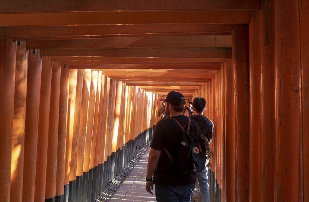 Qué ver en Kioto: Fushimi Inari