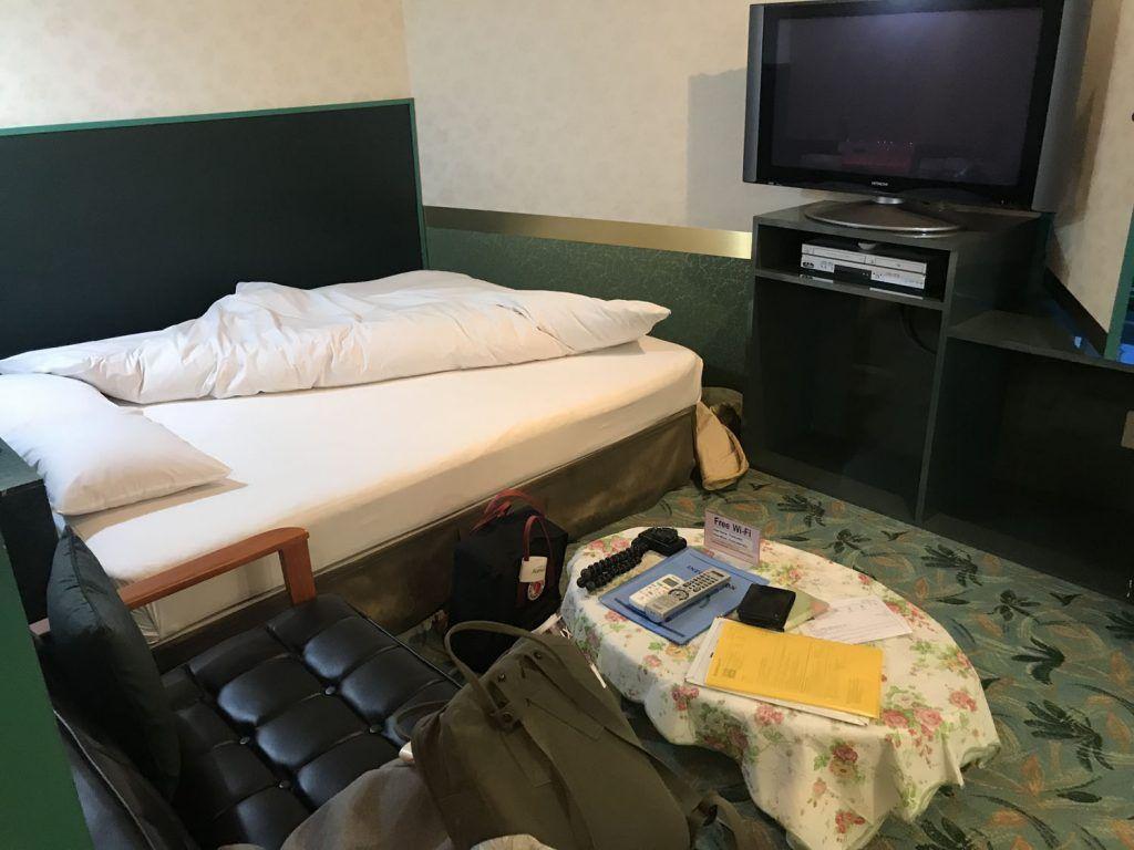 Dónde dormir en Tokio: Hotel Frontier - Dónde dormir en Japón