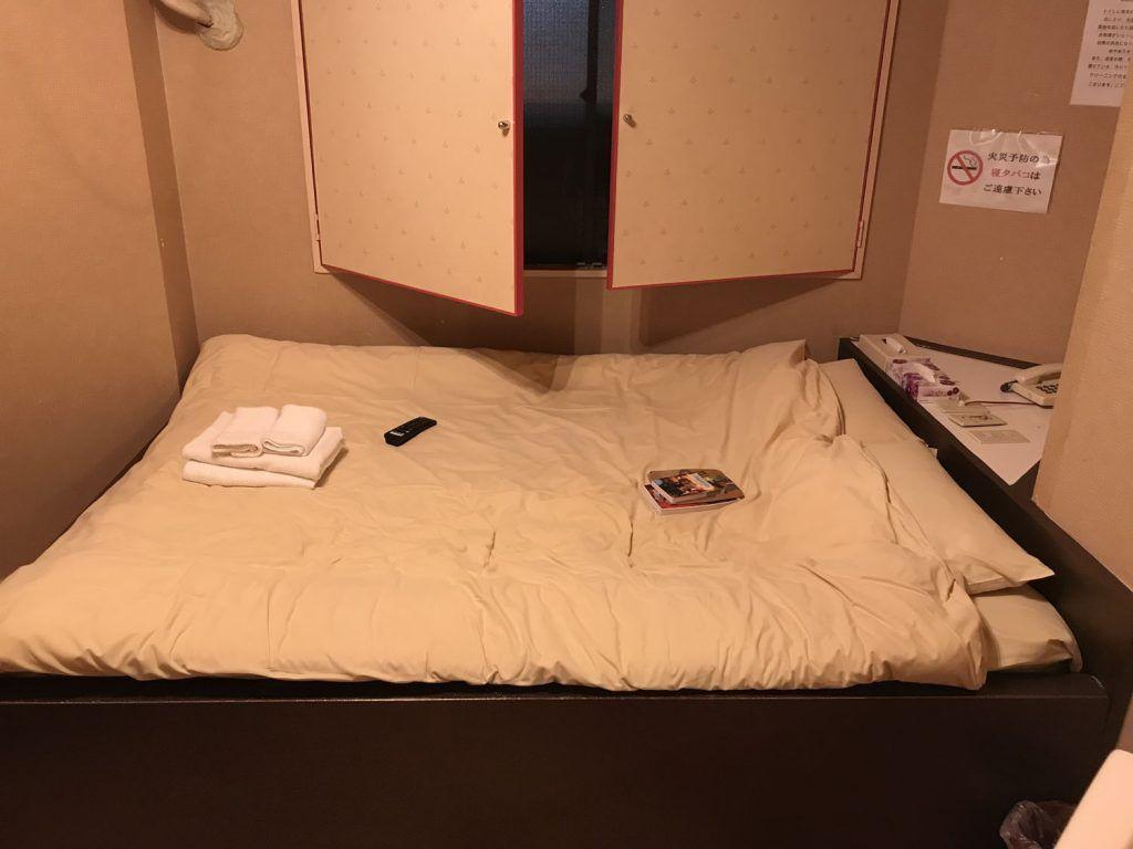 Dónde dormir en Tokio: Hotel San Marco - Dónde dormir en Japón
