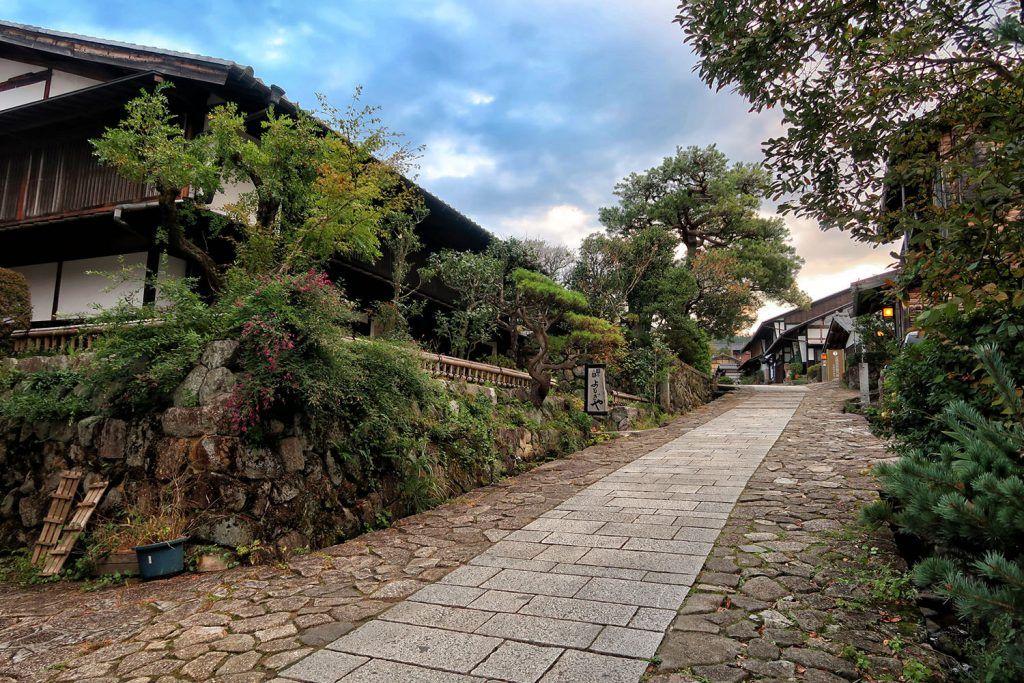 Ruta Nakasendo: Magome