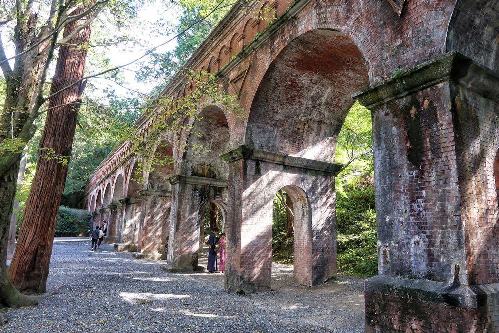 Qué ver en Kioto: Nanzen-ji - Imprescindibles en Kioto