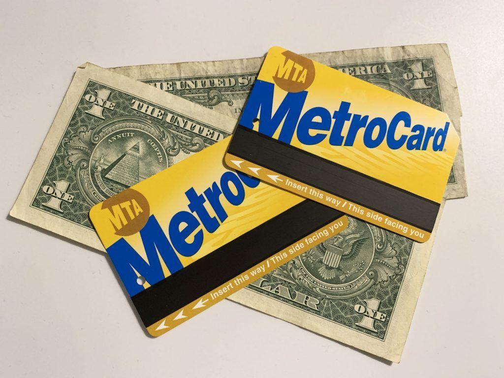 Transporte en Nueva York: MetroCard