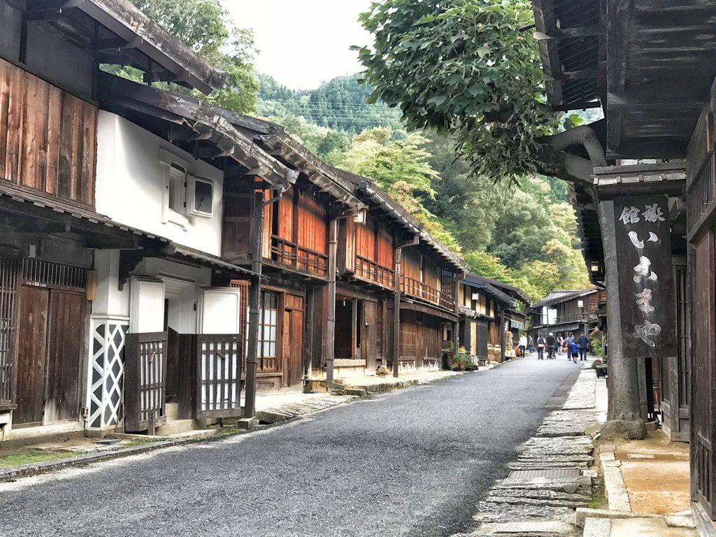 Ruta Nakasendo: Tsumago