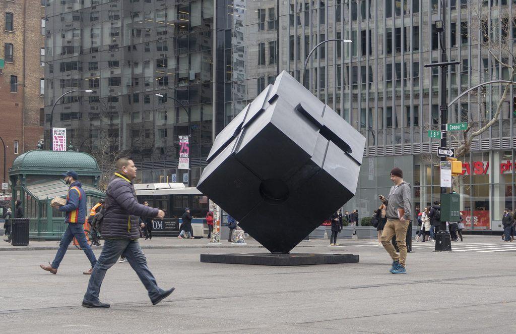 Guía de Nueva York: Astor Place