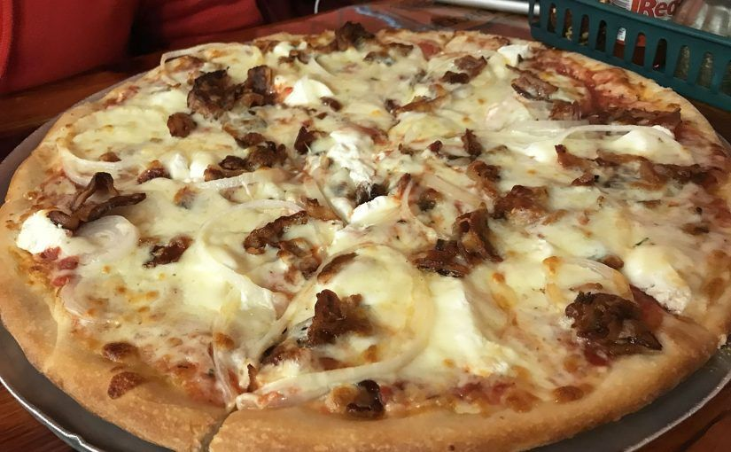 Big Nick's Pizza - comer barato en Nueva York