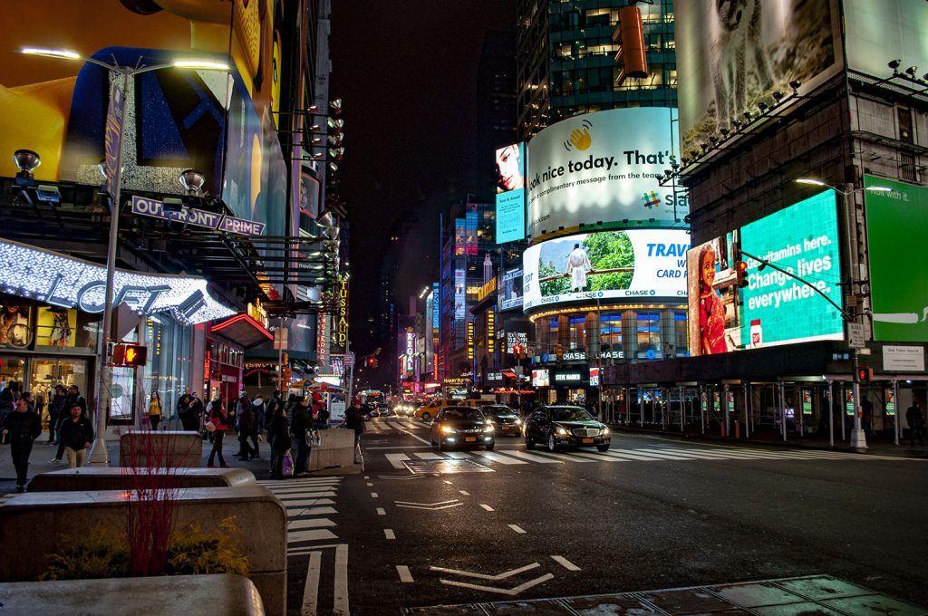 Nueva York: Broadway