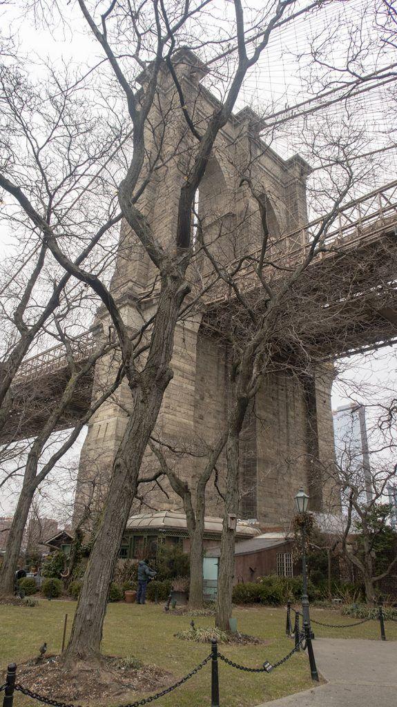 Nueva York: Puente de Brooklyn