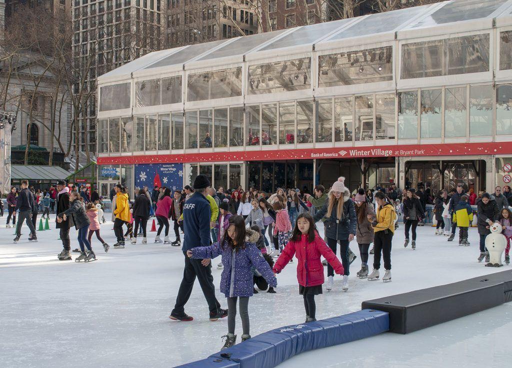 Guía de Nueva York: Bryant Park