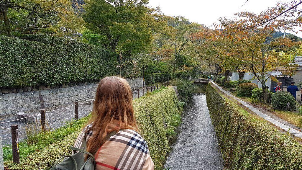Qué ver en Kioto: Camino del Filósofo