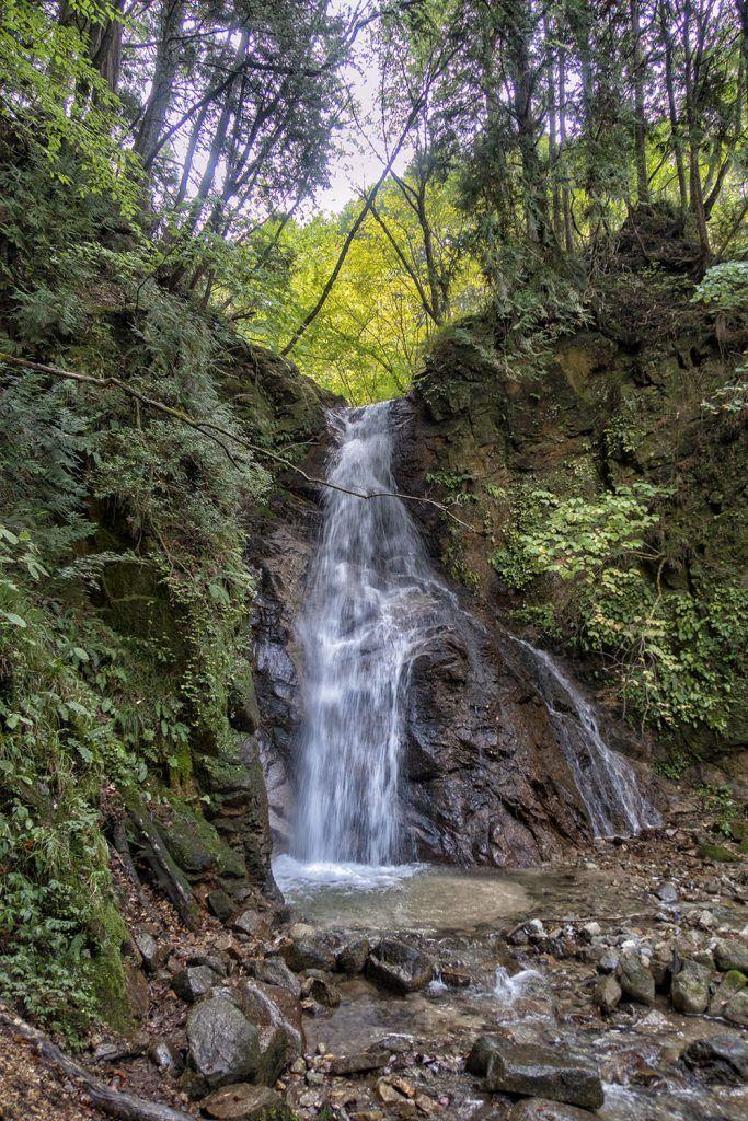 Ruta Nakasendo: Cascadas Odaki y Medaki