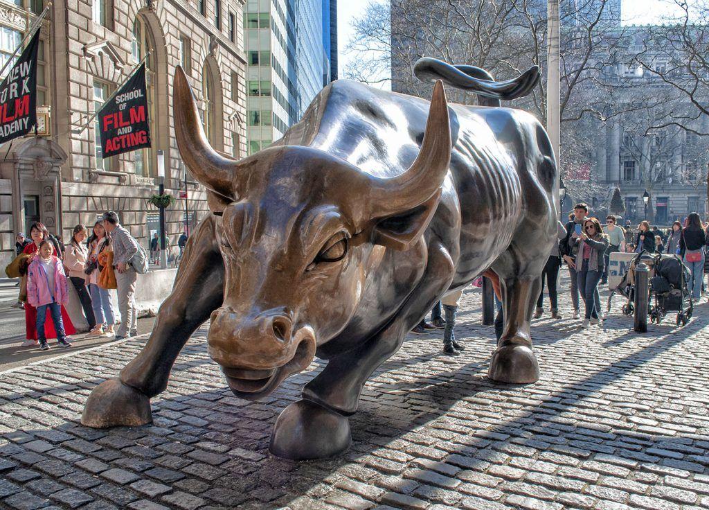 Guía de Nueva York: Charging Bull