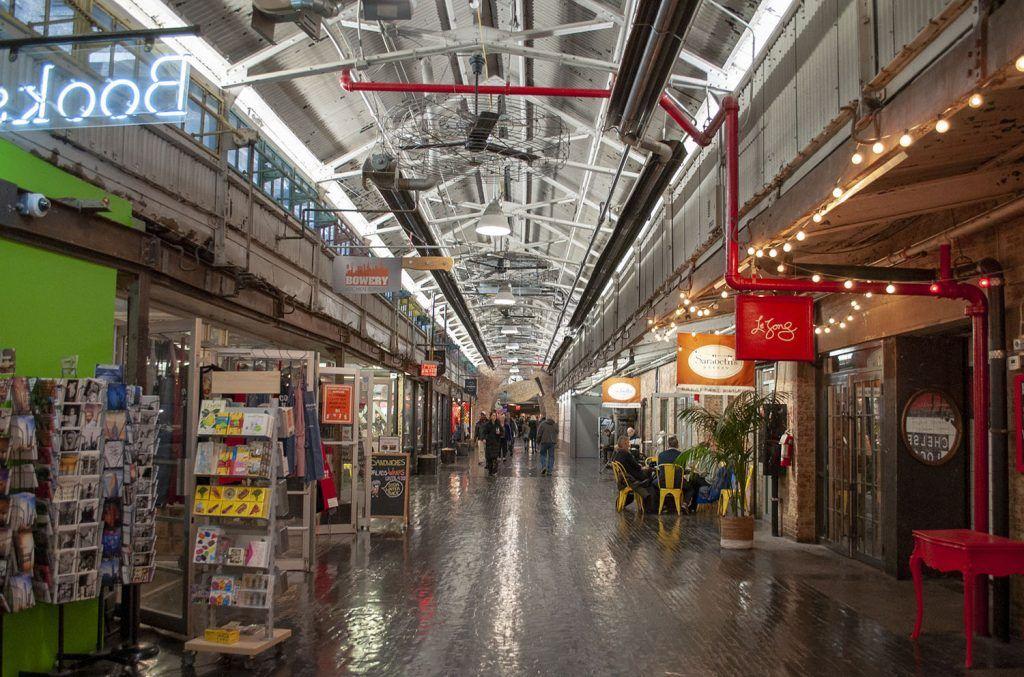 Barrios de Nueva York: Chelsea