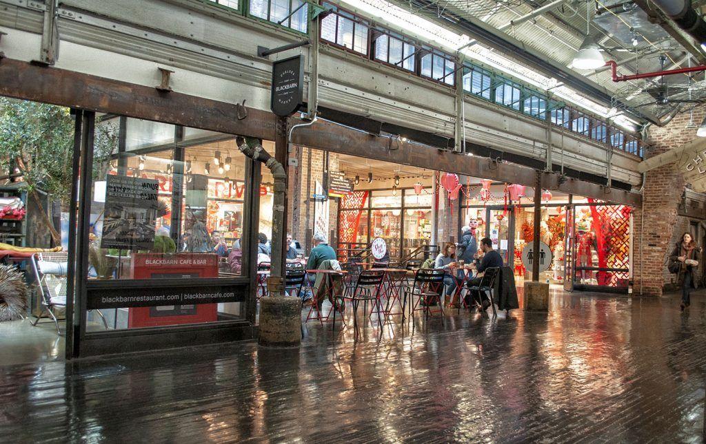 Guía de Nueva York: Chelsea Market