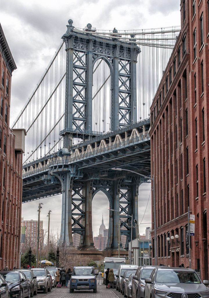 Guía de Nueva York: DUMBO