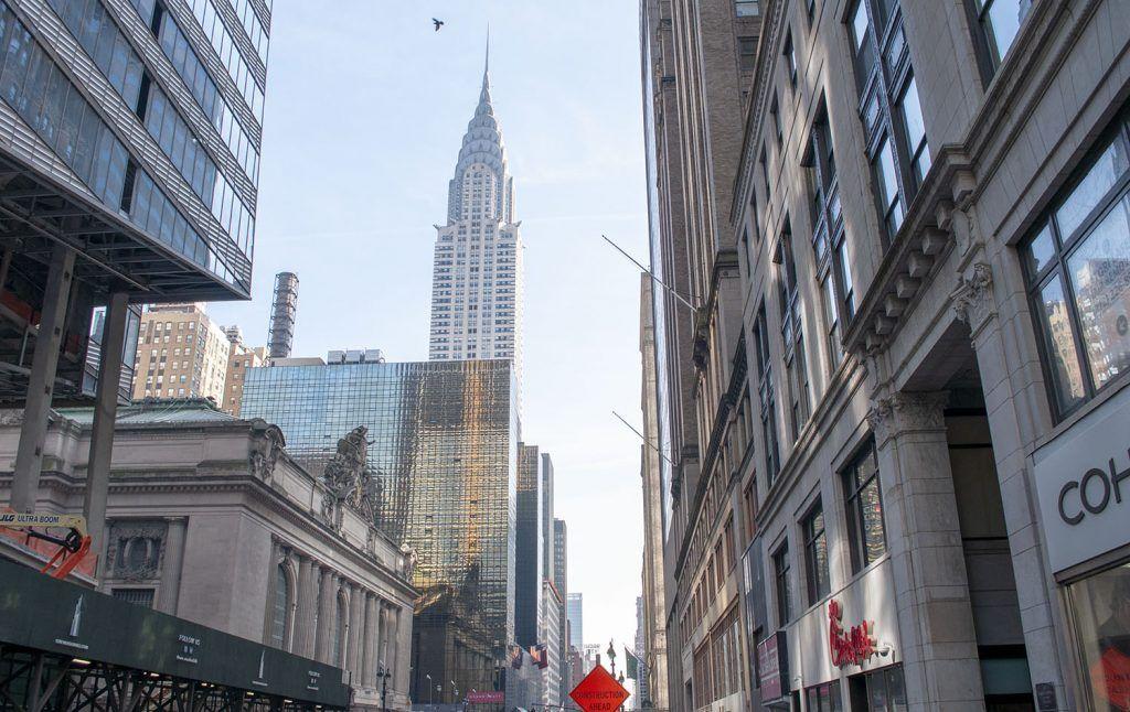 Guía de Nueva York: Edificio Chrysler