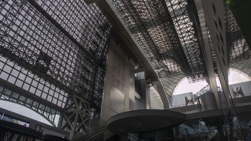 Qué ver en Kioto: Estación de Kioto