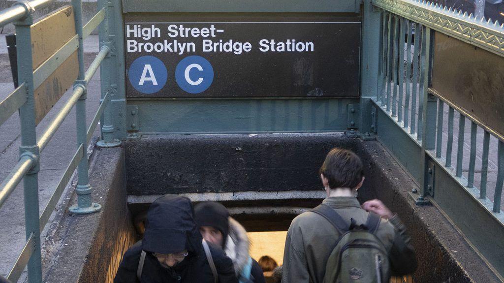 Transporte en Nueva York: metro