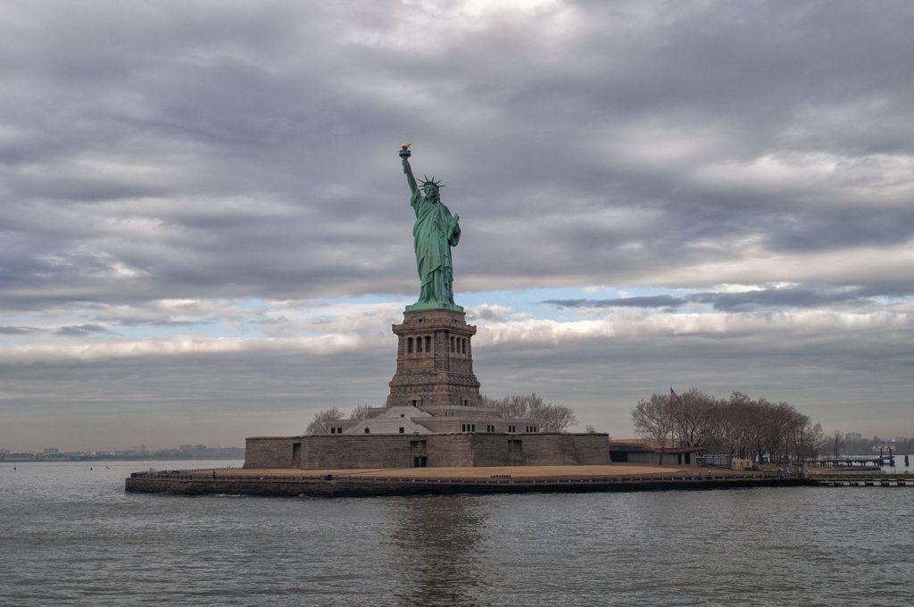 Guía de Nueva York: Estatua de la Libertad - consejos para viajar a Nueva York - cuánto cuesta un viaje a Nueva York