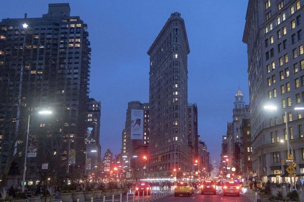 Barrios de Nueva York: Flatiron District