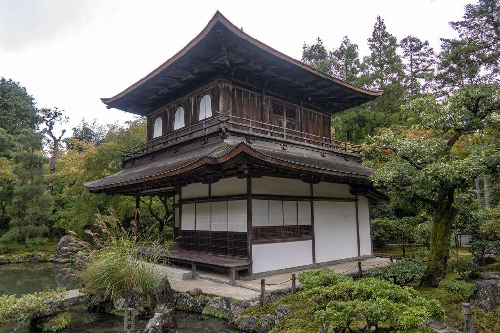 Qué ver en Kioto: Ginkaku-ji