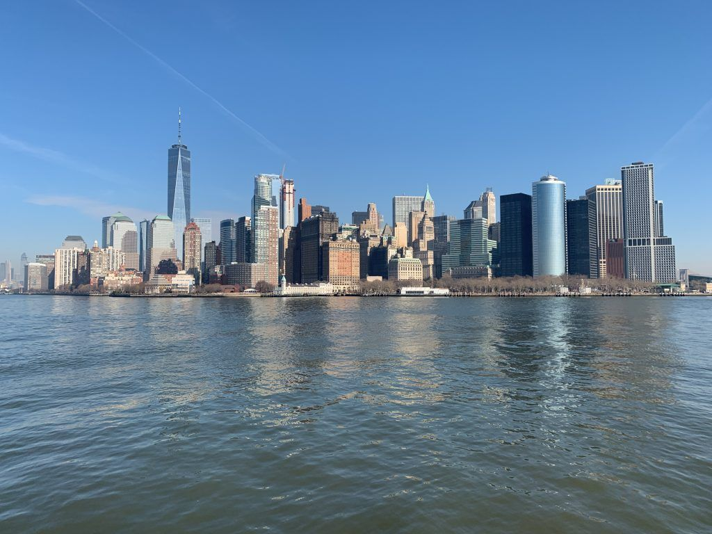 Barrios de Nueva York: Lower Manhattan