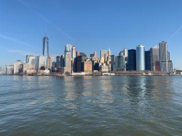 Vuelo en helicóptero por Nueva York: sobrevolando Manhattan