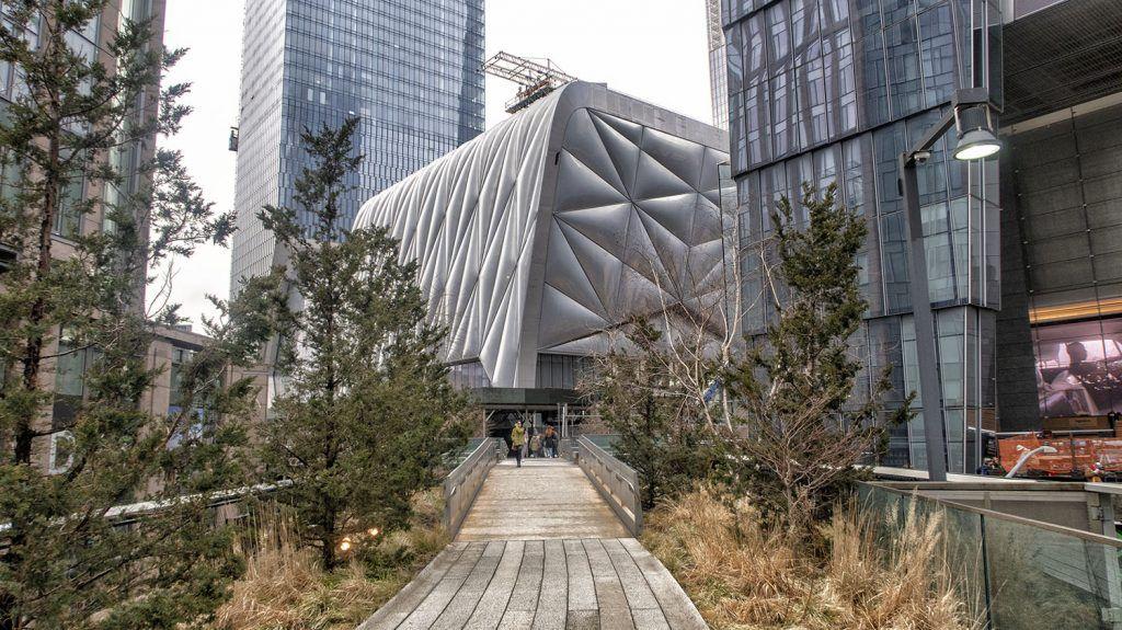 Guía de Nueva York: High Line - Organizar un viaje a Nueva York - mapa de nueva york