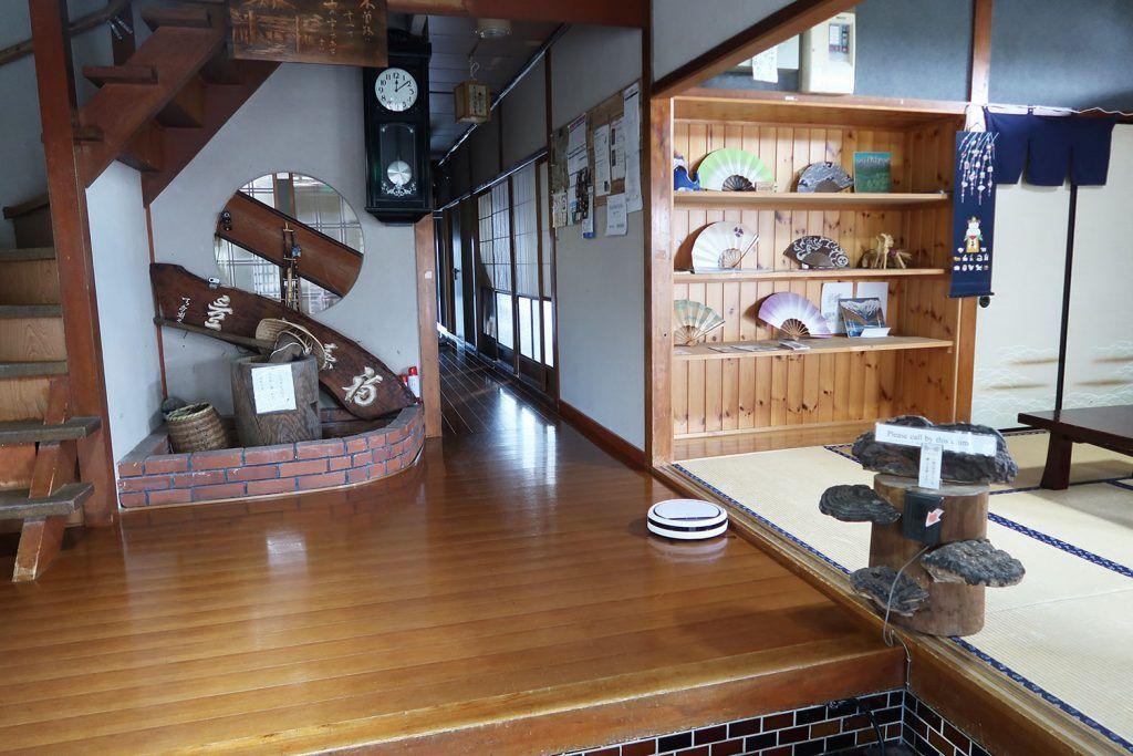 Ruta Nakasendo: Hotel Magome Chaya