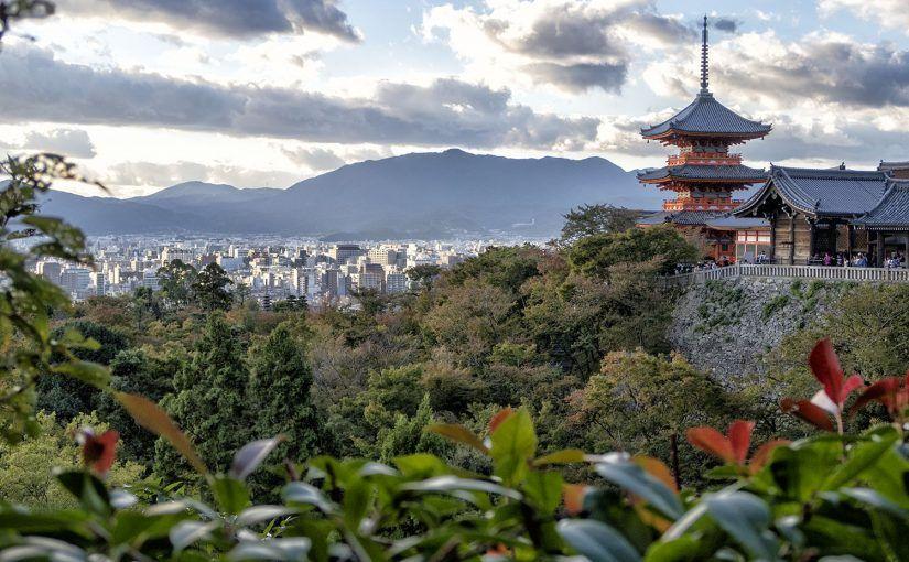 Qué ver en Kioto: Kiyomizu Dera