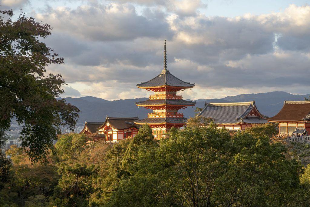 Qué ver en Kioto: Kiyomizu Dera - imprescindibles en Kioto