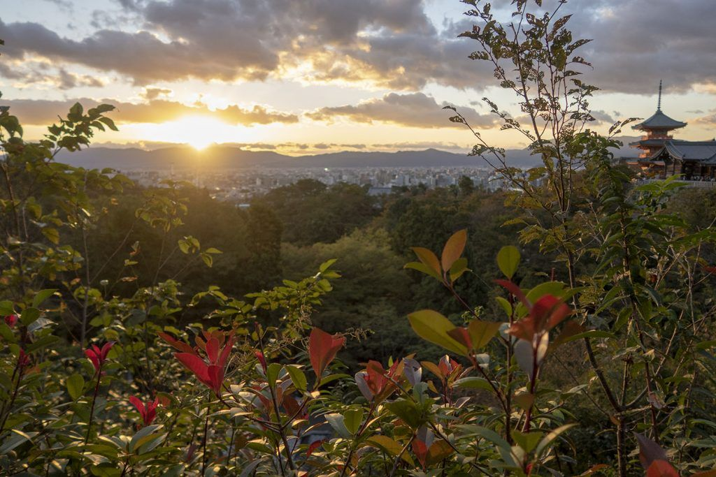 Qué ver en Kioto: Kiyomizu Dera - consejos para viajar a Japón