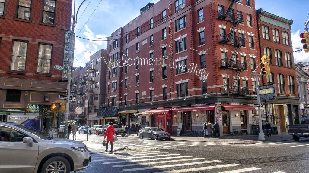 Guía de Nueva York: Little Italy