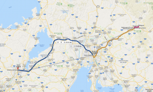 Cómo ir de Magome a Kioto [OPCIONES + PRECIOS + DURACIÓN]