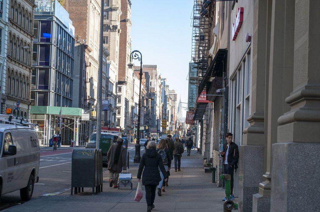 Barrios de Nueva York: Nolita