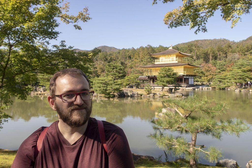 Qué ver en Kioto: Kinkaku-ji - dónde dormir en kioto