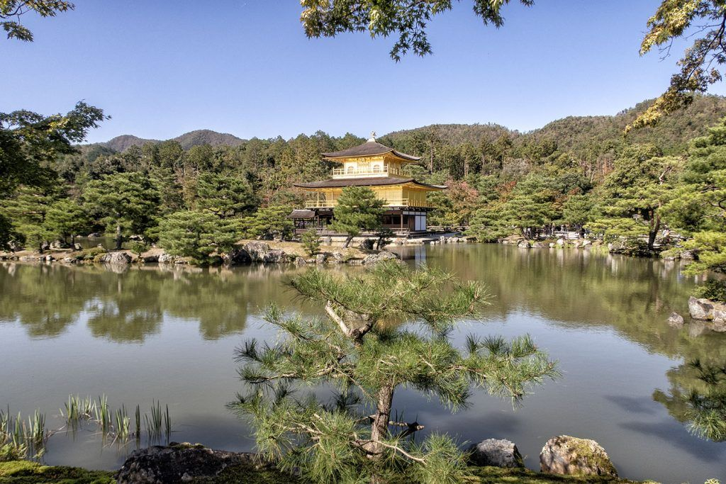 Qué ver en Kioto: Kinkaku-ji - imprescindibles en Kioto